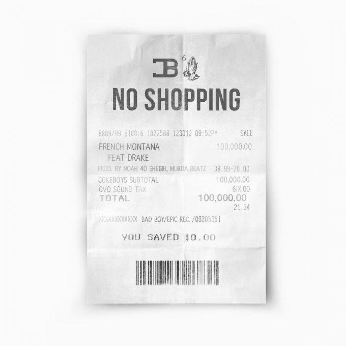 french montana no shopping feat drake