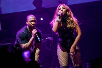 ja rule ashanti tour