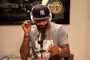 Joe Budden 'Funkmaster Flex' Freestyle