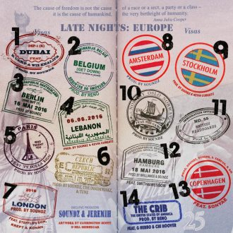 late nights europe