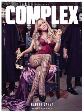 mariah carey complex cover