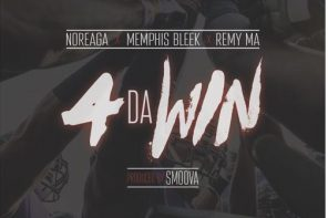 New Music: N.O.R.E. – '4 Da Win' (Feat. Memphis Bleek & Remy Ma)