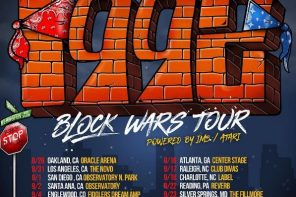 the game announces 1992 block wars tour