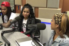 Waka Flocka Flame & Tammy Rivera on The Breakfast Club