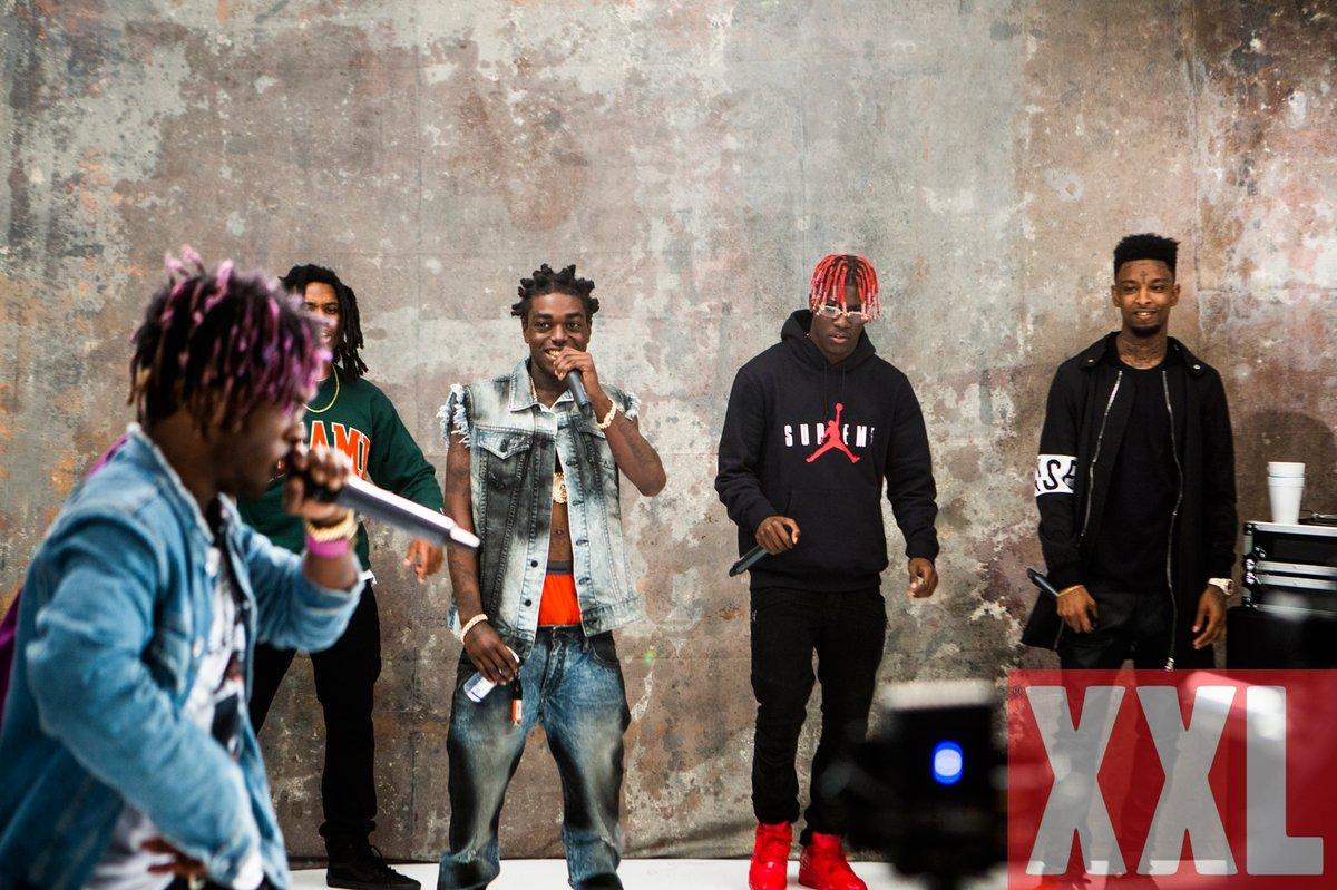 XXL Freshmen 2016 Cypher Pt  2  Kodak Black  21 Savage  Lil Uzi Vert