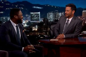 50 Cent Talks Being The 'Birthday' Guy, Success of 'Power' & More on Jimmy Kimmel Live