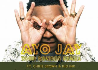 ayo jay your number remix