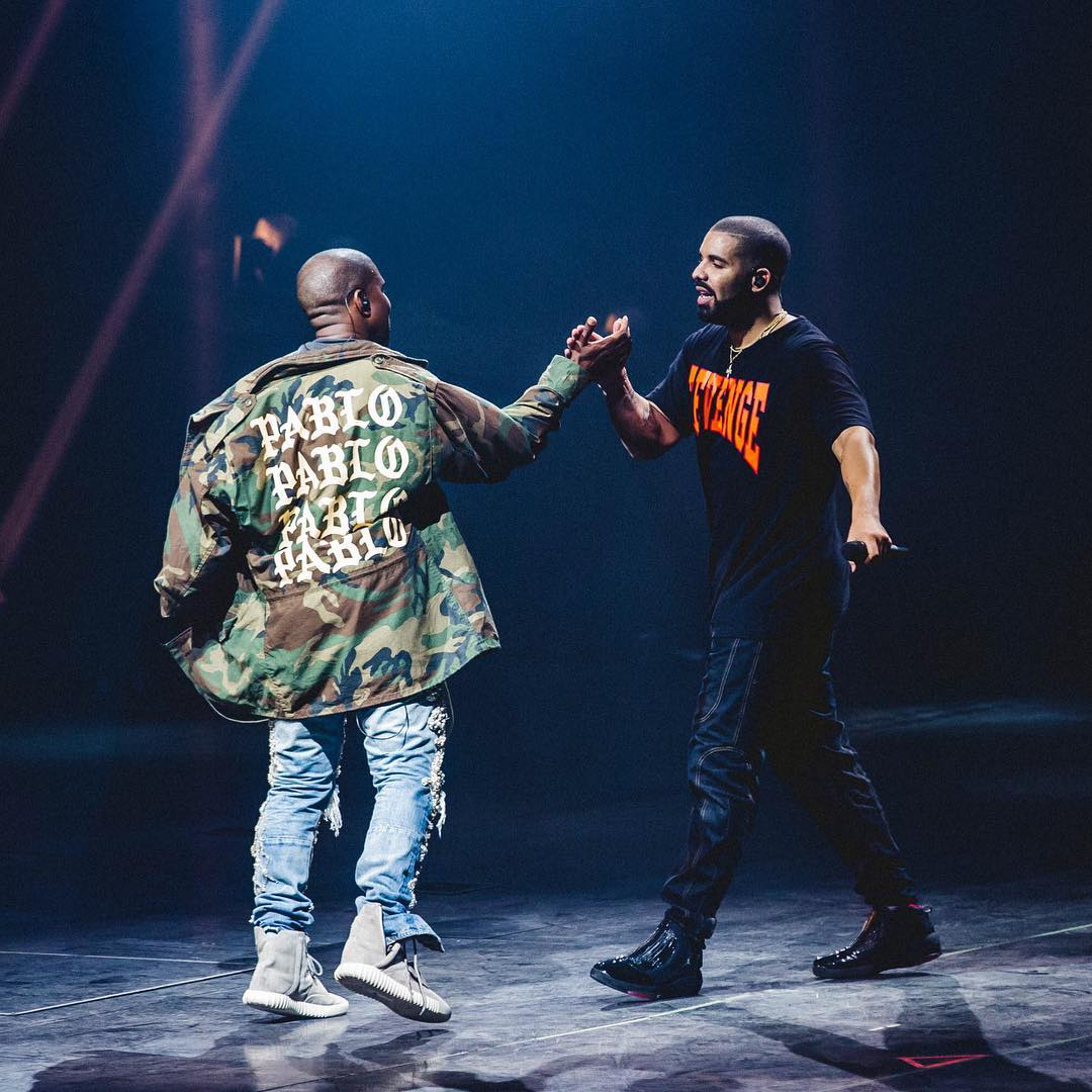 Kanye West Tour T Shirt