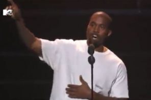 Watch Kanye West's Speech At 2016 MTV VMAs