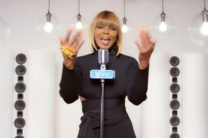 New Video: Mary J. Blige – 'World's Gone Crazy' (The View Theme Song)