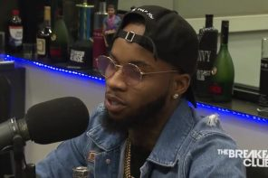 tory lanez breakfast club interview