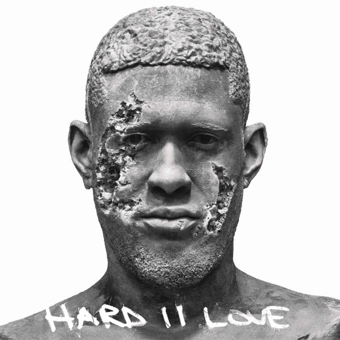 usher hard 2 love
