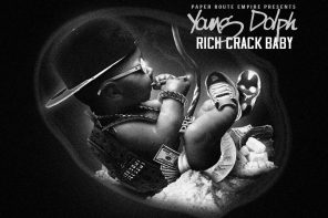 Stream Young Dolph's 'Rich Crack Baby' Mixtape Feat. T.I., Gucci Mane, 2 Chainz, Wale & More