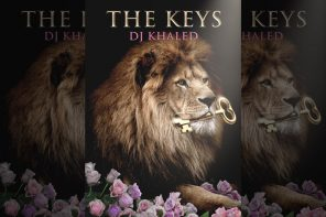 DJ Khaled 'The Keys' Book Cover Revealed