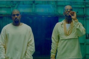 New Video: Juicy J – 'Ballin' (Feat. Kanye West)