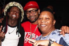 Mannie Fresh Previews New Lil Wayne Song 'Start This Sh*t Off Right' From Tha Carter V