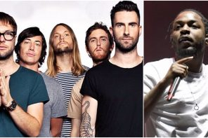 Maroon 5 Ready New Single 'I Don't Want To Know' Feat. Kendrick Lamar