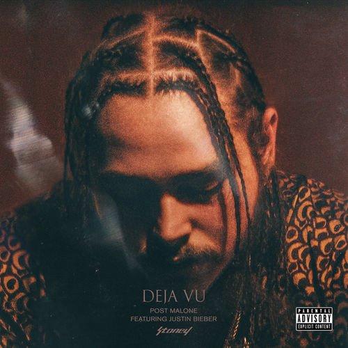Post Malone Album Cover: 'Deja Vu' (Feat. Justin Bieber