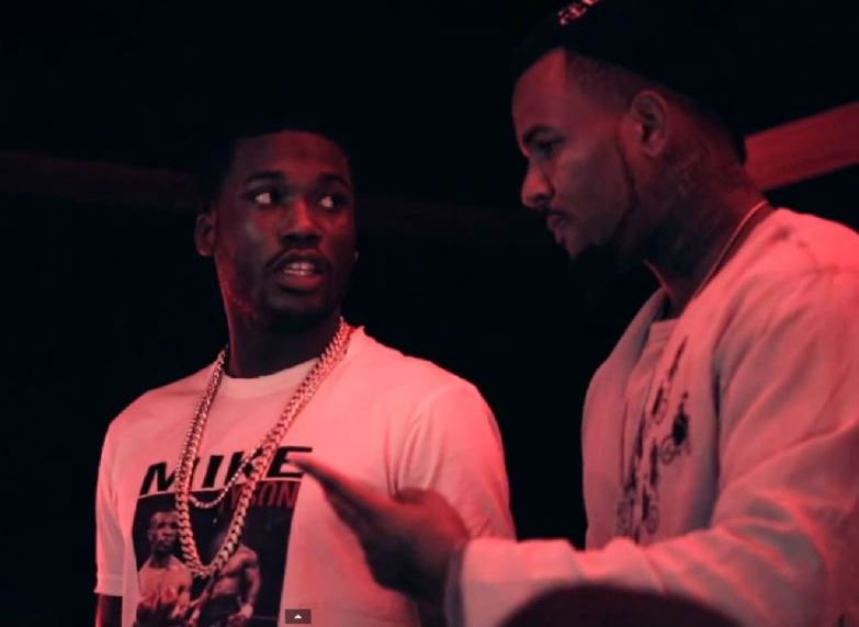 The Game And Meek Mill In New Rap Beef!