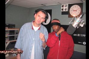 Talib Kweli Unreleased 'Tim Westwood' Freestyle