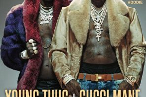 Gucci Mane & Young Thug Cover XXL (Fall 2016)