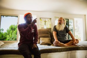 Rick Rubin Interviews Kendrick Lamar for GQ Style
