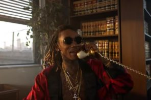 New Video: Wiz Khalifa & Juicy J – 'Bossed Up'