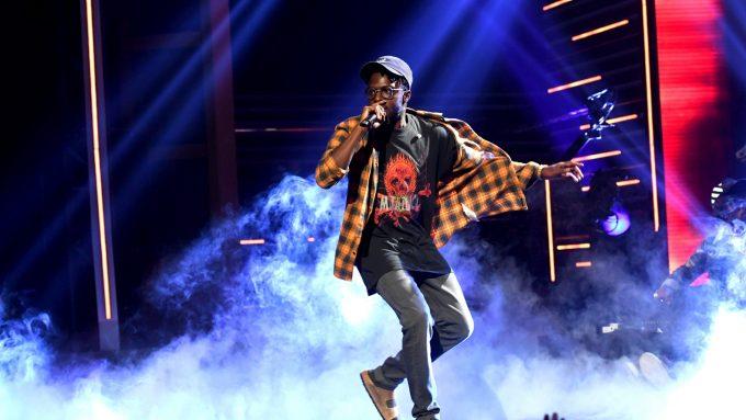 Lil Uzi Vert 21 Savage Amp Isaiah Rashad Perform At 2016