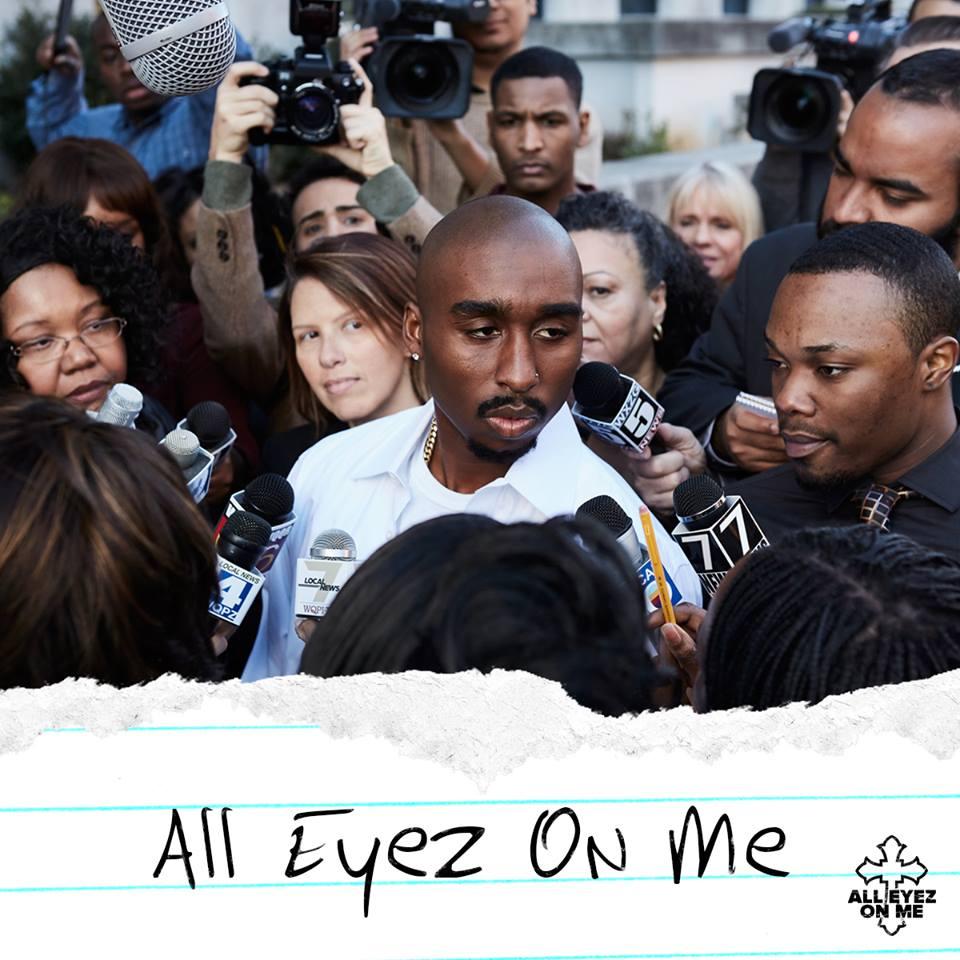 All eyez on me release date in Brisbane