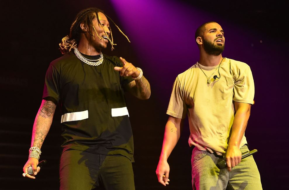 Drake and Future reunite for celebratory new track 'Used To Be'
