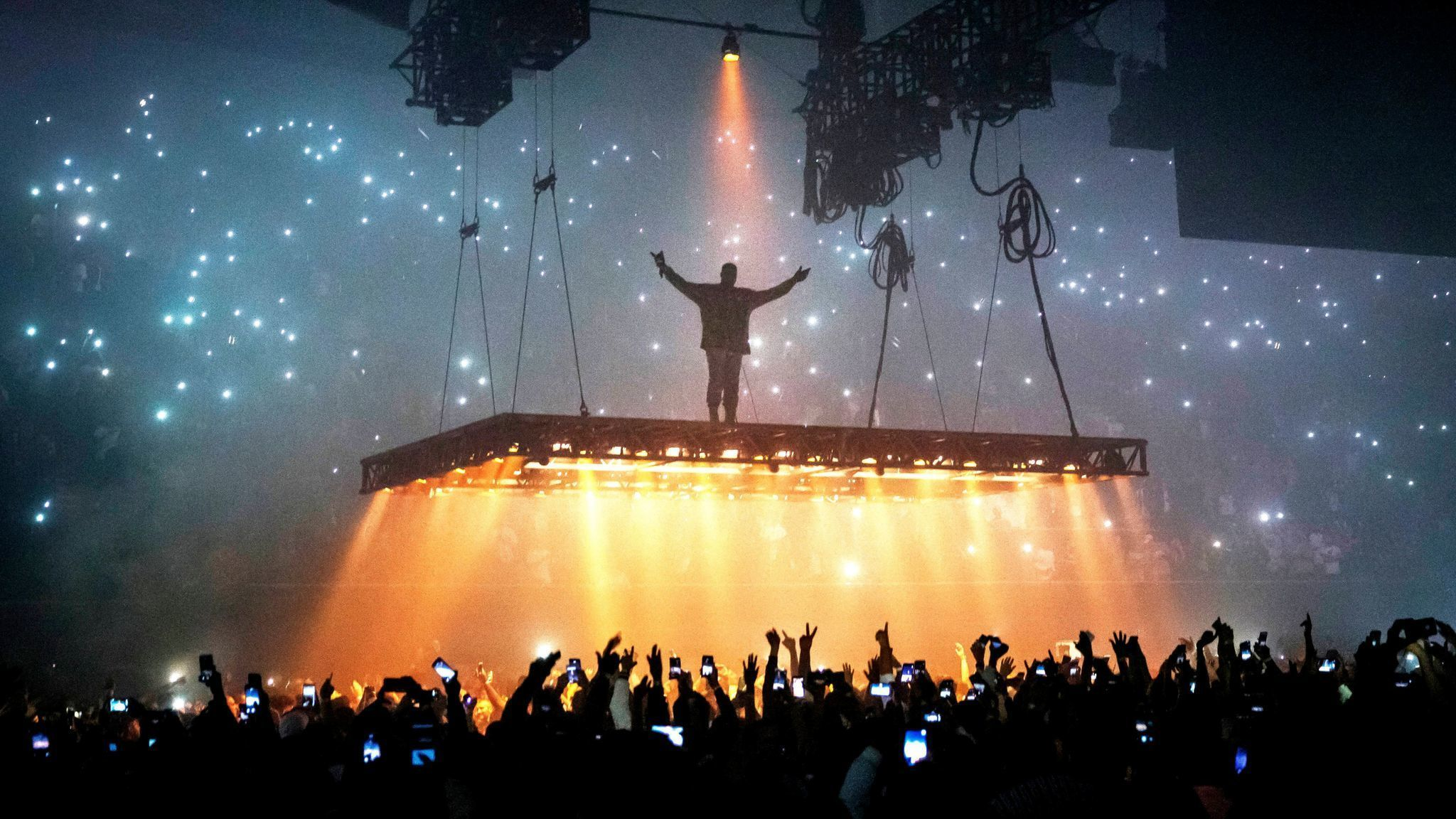 Kanye West Cancels Rest Of Saint Pablo Tour
