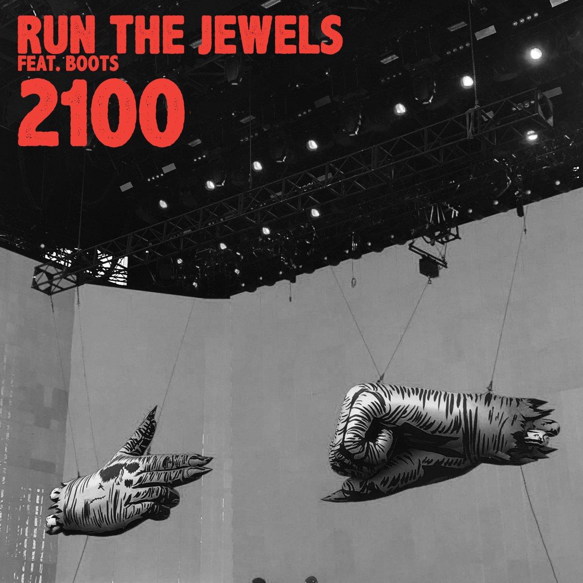 Run the Jewels release '2100'