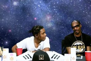 ASAP Rocky on Snoop Dogg's GGN Show