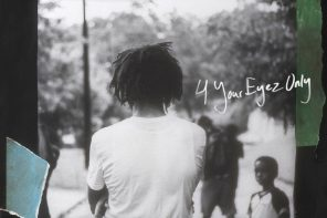 Stream J. Cole's New Album '4 Your Eyez Only'