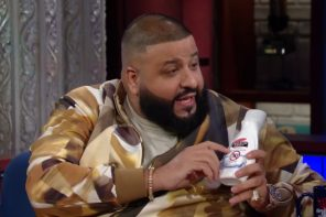 "DJ Khaled Introduces Special Edition Palmer's Cocoa Butter ""THEY Block"" Lotion"