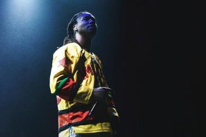 Lupe Fiasco Previews New Song 'Killers'