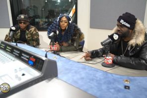 Remy Ma & Papoose Freestyle on Funk Flex Show