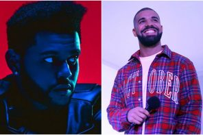 Listen To The Weeknd's Reference Version of 'Crew Love' For Drake