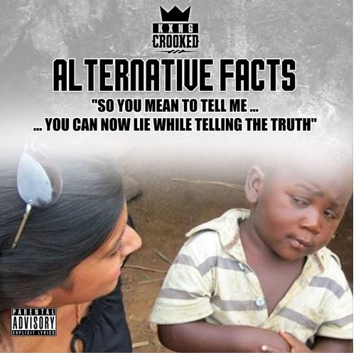 New Music: KXNG Crooked – 'Alternative Facts'   HipHop-N-More