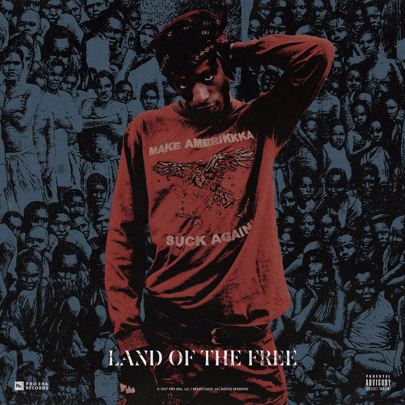 Joey Bada$$ shares new track 'Land of the Free'