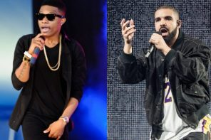 Listen To Official Version of Wizkid's New Single 'Come Closer' Feat. Drake