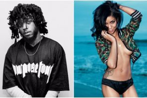 Jhene Aiko & 6LACK Join Forces on Explicit New Song 'First F**k'