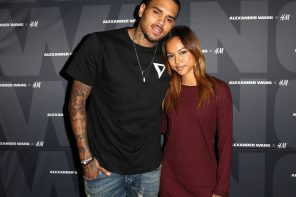 Karrueche Gets Restraining Order Against Chris Brown; Alleges He Threatened To Kill Her