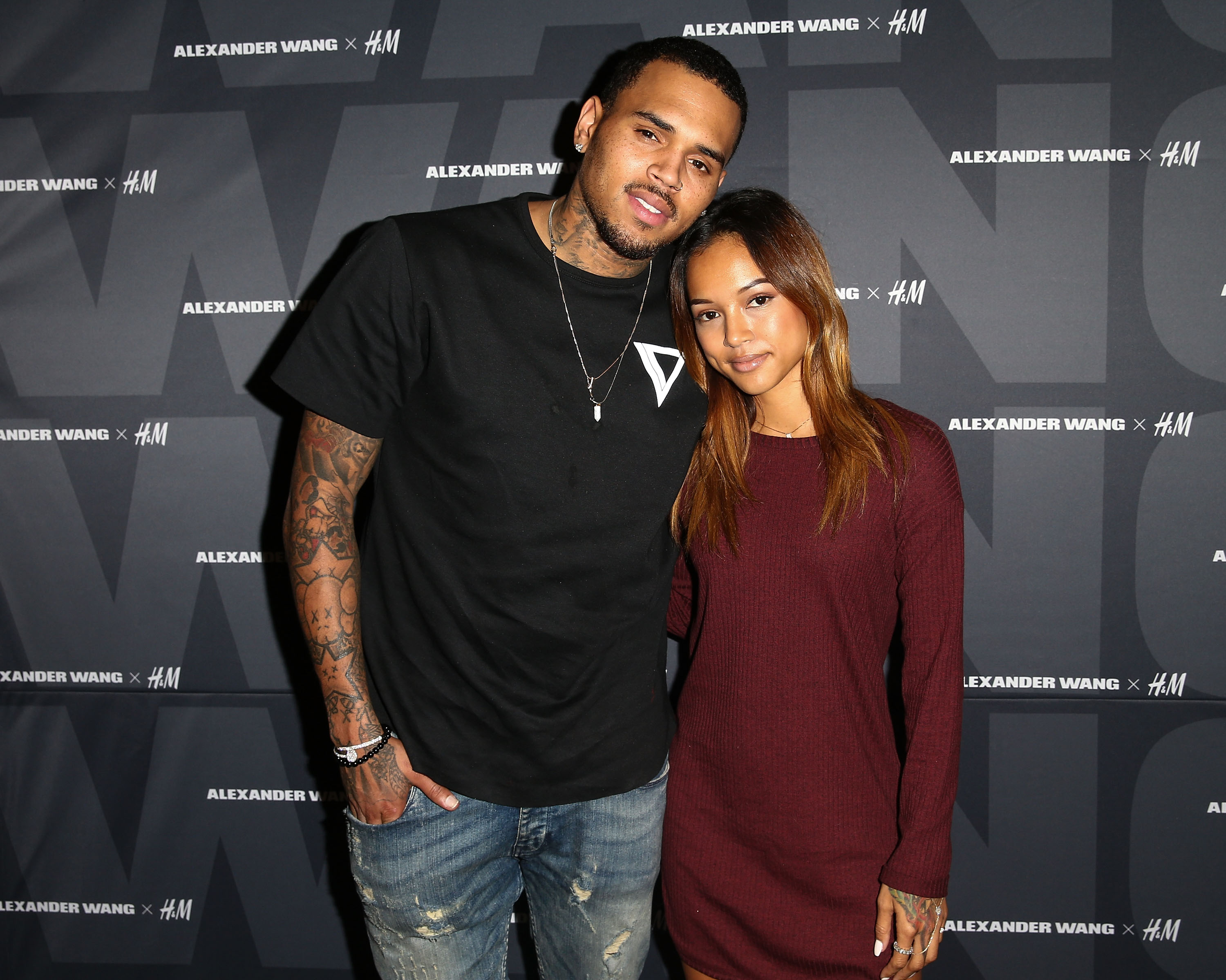 Chris Brown Threatened To Kill Karrueche Tran In Abusive Texts & More Accusations