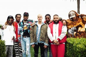 DJ Khaled Teases Lil Wayne, Migos, Justin Bieber & Chance The Rapper Collaboration