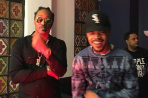 Chance The Rapper Teases New Collaboration with Future