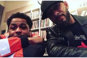 Swizz Beatz & Just Blaze Announce Instagram Live Beat Battle (Live now!)