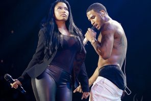 Trey Songz Denies Sleeping w/ Nicki Minaj; Goes Back & Forth With Her on Twitter