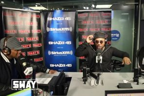 CyHi The Prynce '5 Fingers of Death' Freestyle on Sway In The Morning