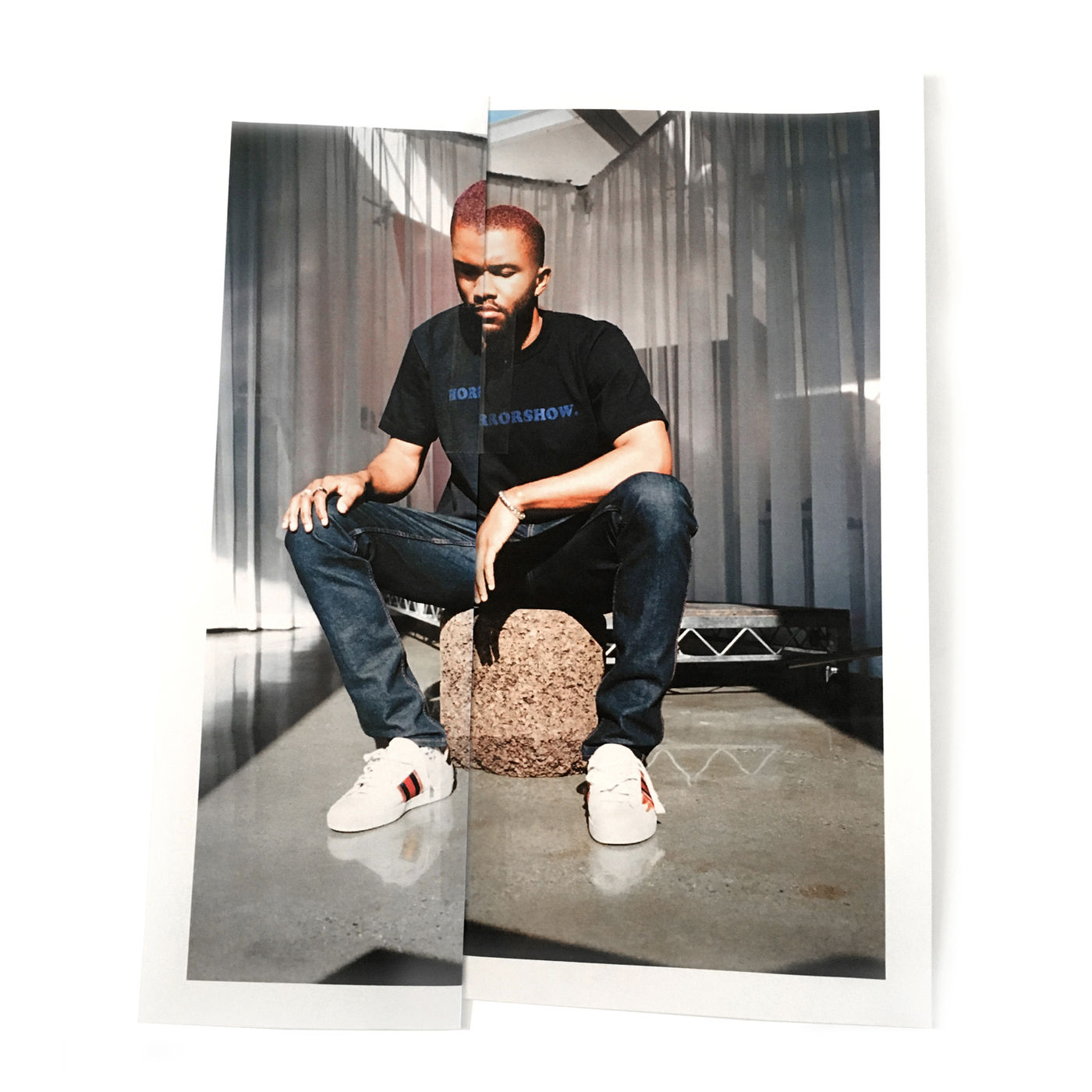Listen to Frank Ocean's New Track